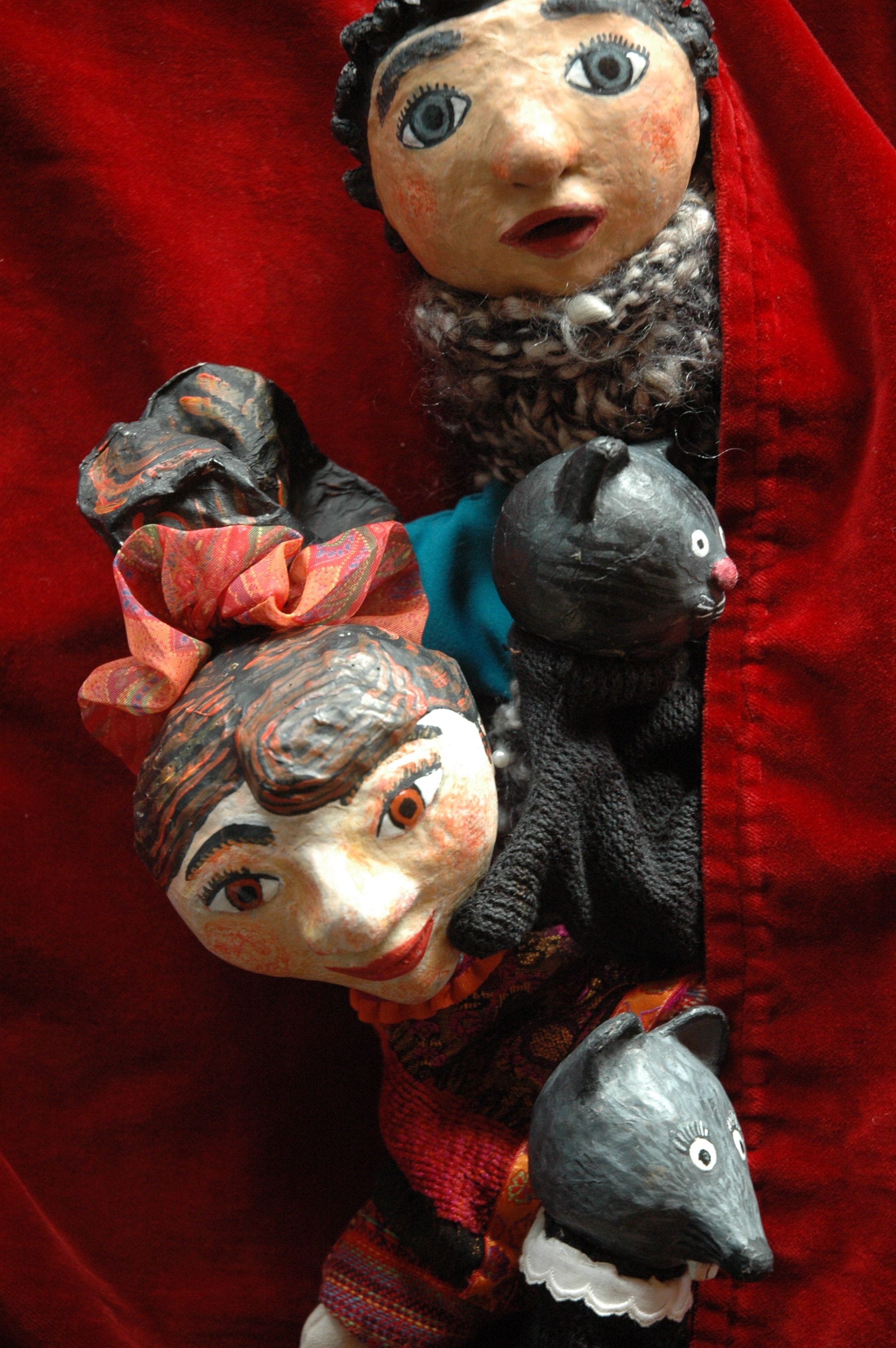 Un cadeau pour deux (Marionnettes du marché)