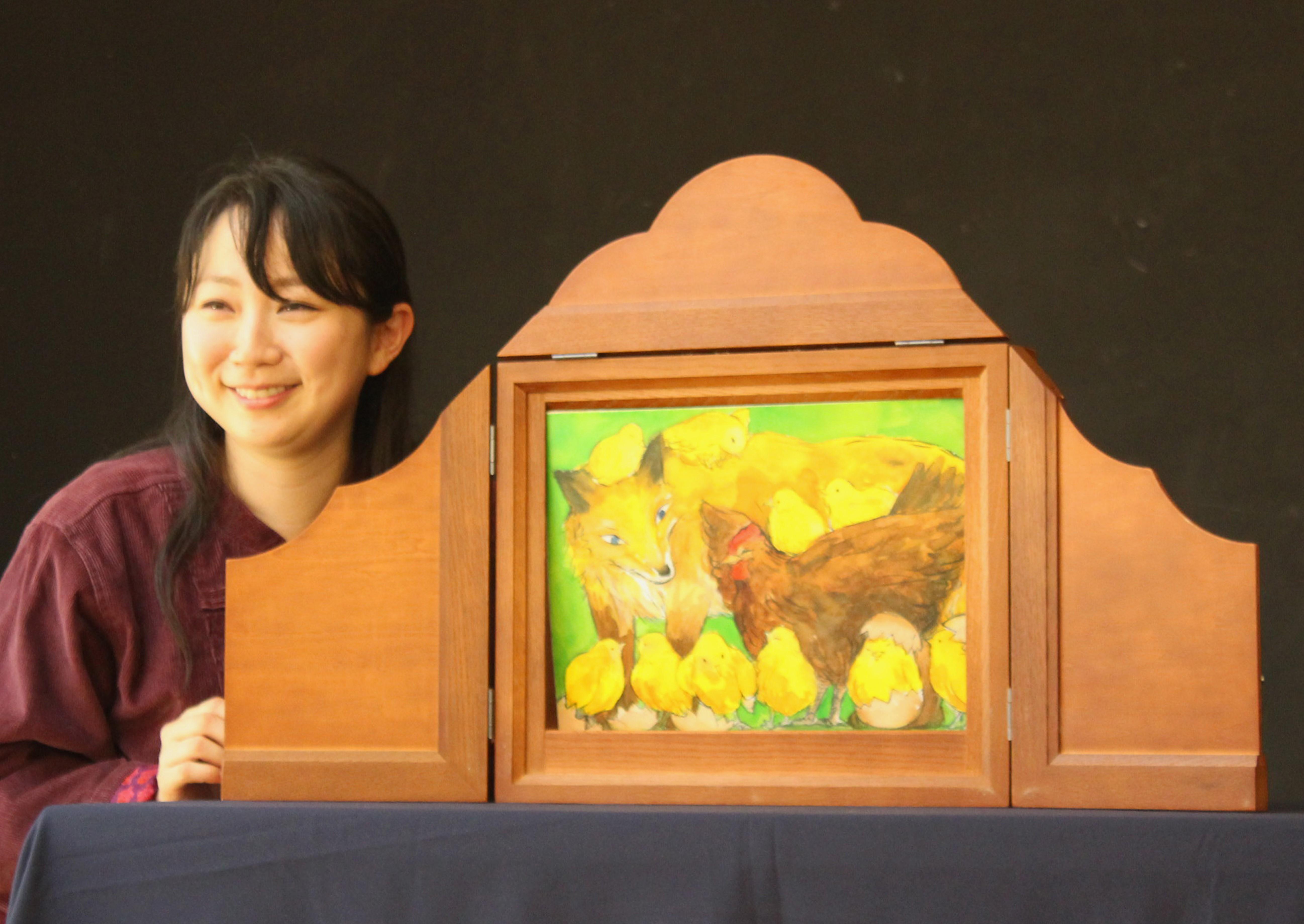 Petites histoires du Kamishibai