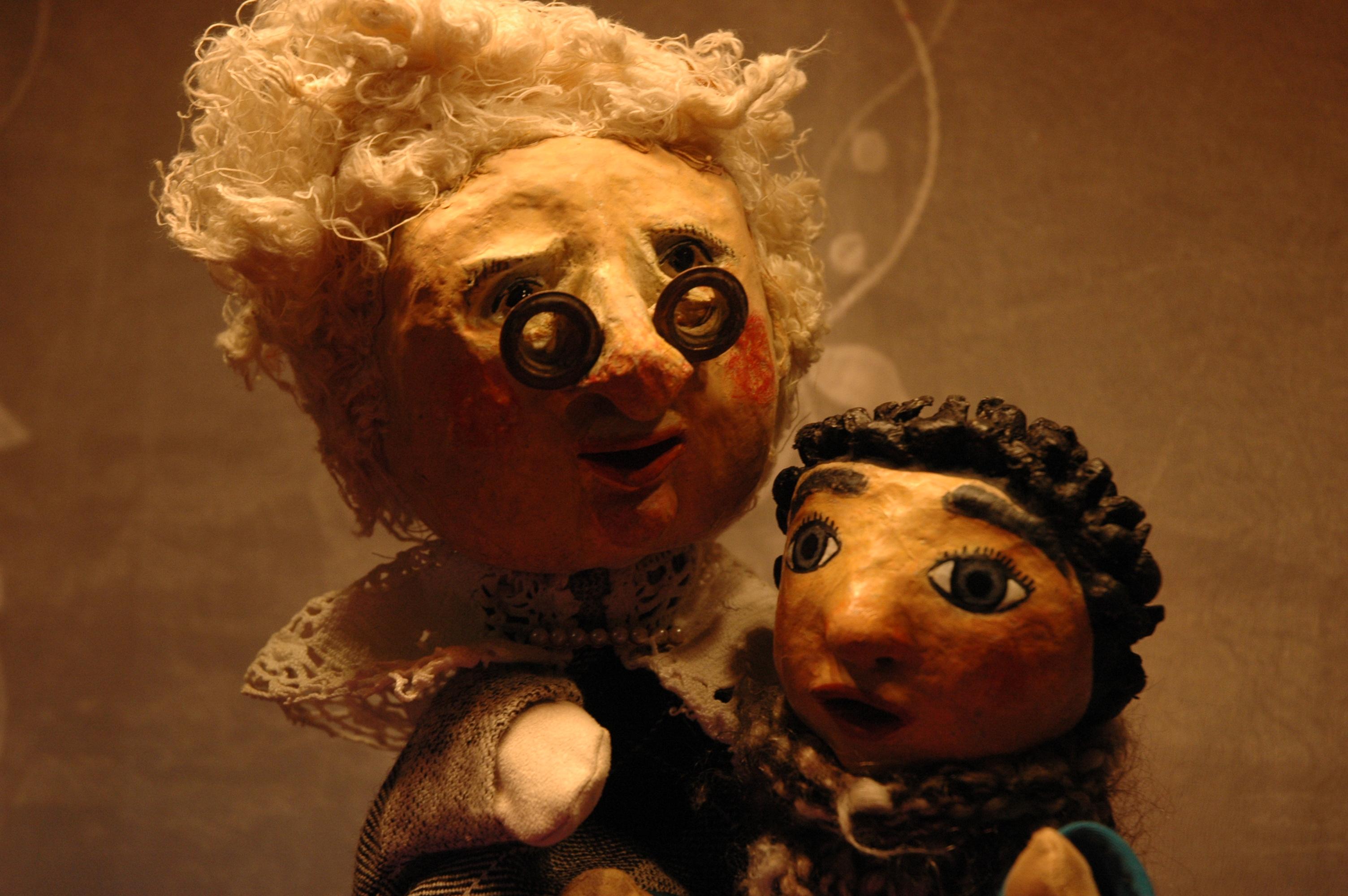 Je veux tout faire, tout seul (Marionnettes du marché)