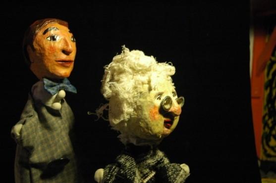 Le plus grrrrand des détectives (Marionnettes du marché)