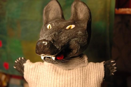 Le trésor de Tsitsa (Marionnettes du marché)